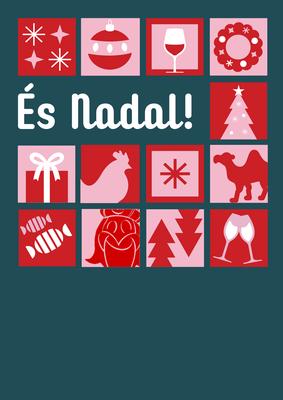 Mercats de Nadal. Mercat de Santa Llúcia