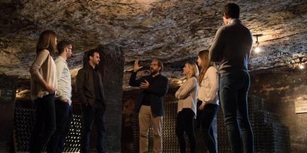 Visita Tradicional a les caves Freixenet