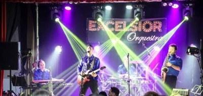Concert amb l'orquestra Excelsior