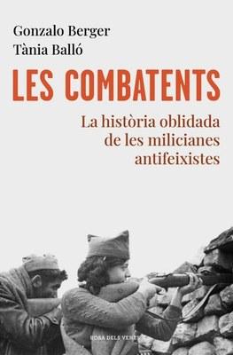 Presentació del llibre 'Les Combatents'