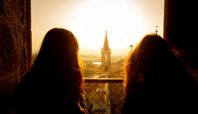 Visites de posta de sol al campanar