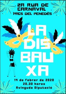 2a Rua de Carnaval de Pacs del Penedès