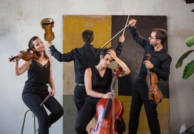 3 CLÀSSICS I UN SENYOR. Quartet Altimira (Reserves obertes)