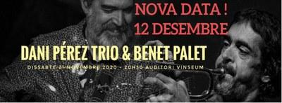 Dani Pérez Trio & Benet Palet