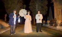 Visita teatralitzada nocturna al Cementiri Patrimonial