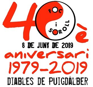 40è ANIVERSARI DEL DIABLES DE PUIGDÀLBER