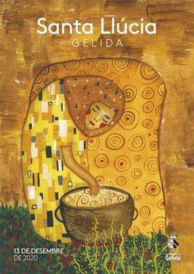 SANTA LLÚCIA 2020: Premi Santa Llúcia Solidària a Càritas de Gelida