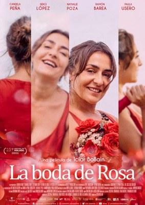 """CINEMA CICLE GAUDÍ: """"LA BODA DE ROSA"""""""