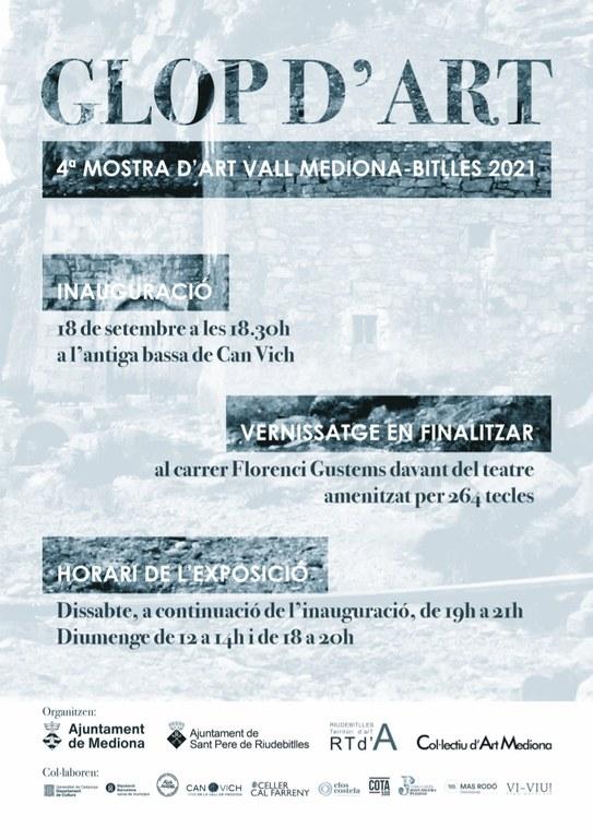 4a Edició Glop d'Art Mediona