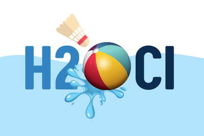 H2OCI. Coneixem el bàdminton