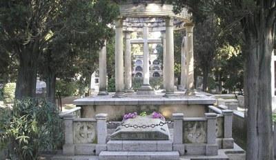 Visita al Cementiri Patrimonial