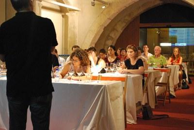 Most Festival. Tast de vins salvatges amb Raimon Salas
