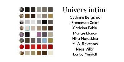 Exposició col·lectiva Univers íntim