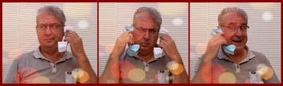 ALBERT ESTENGRE. CONTES PER TELÈFON