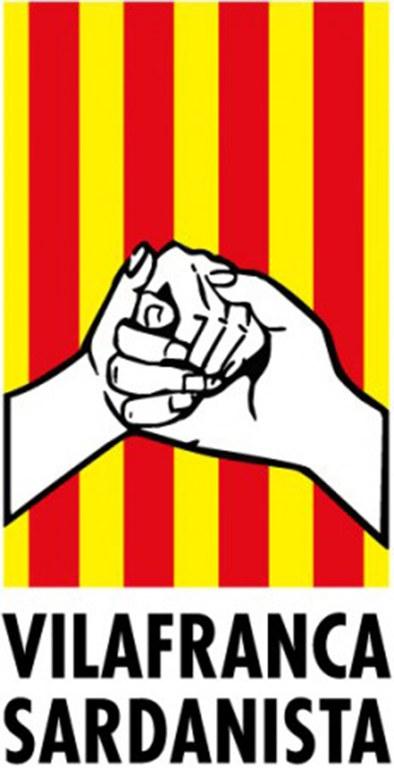 Logo Vilafranca sardanista