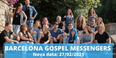 Concert Barcelona Gospel Messengers