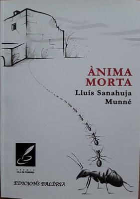 Presentació de la novel·la Ànima morta