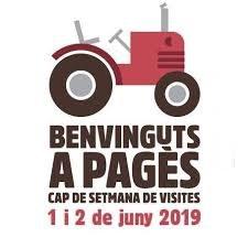 Benvinguts a Pagès 2019