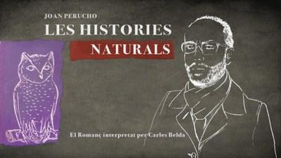 CARLES BELDA. EL ROMANÇ DE LES HISTÒRIES NATURALS
