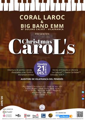 Concert Christmas CaroL's