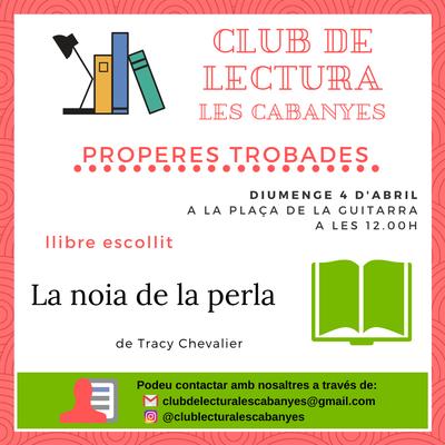 Club de lectura Abril 2021