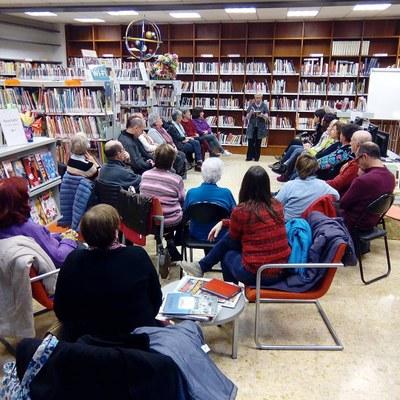 Club de Lectura: Res no s'oposa a la nit, de Delphine de Vigan