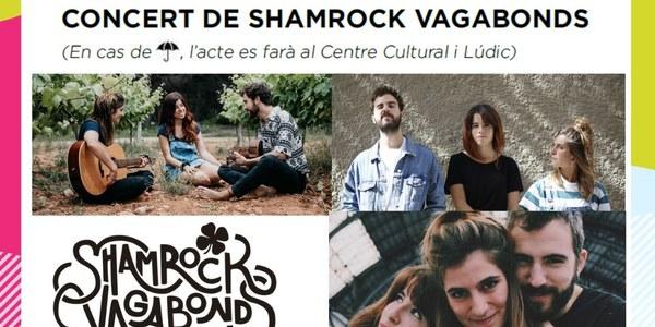 CONCERT DE SHAMROCK VAGABONDS