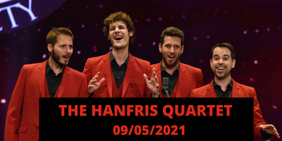 Concert THE HANFRIS QUARTET