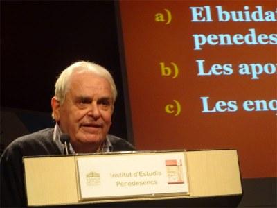 """Conferència - Col·loqui """"El Parlar Penedesenc"""""""