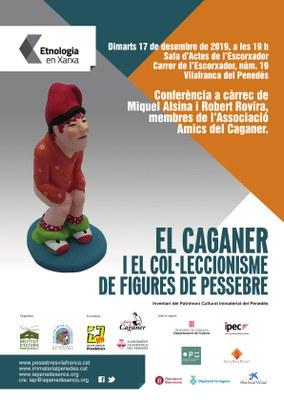 """Conferència: """"El caganer i el col·leccionisme de figures de pessebre"""""""