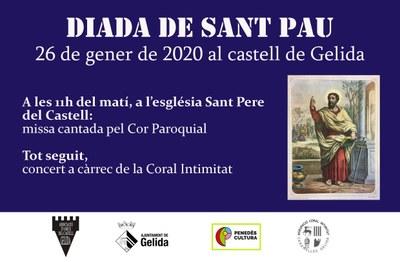 Diada de Sant Pau