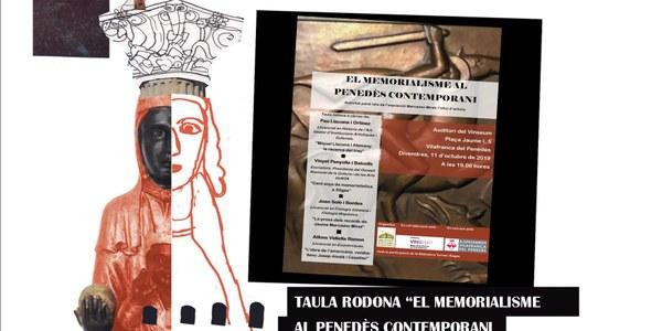 El memorialisme al Penedès contemporani