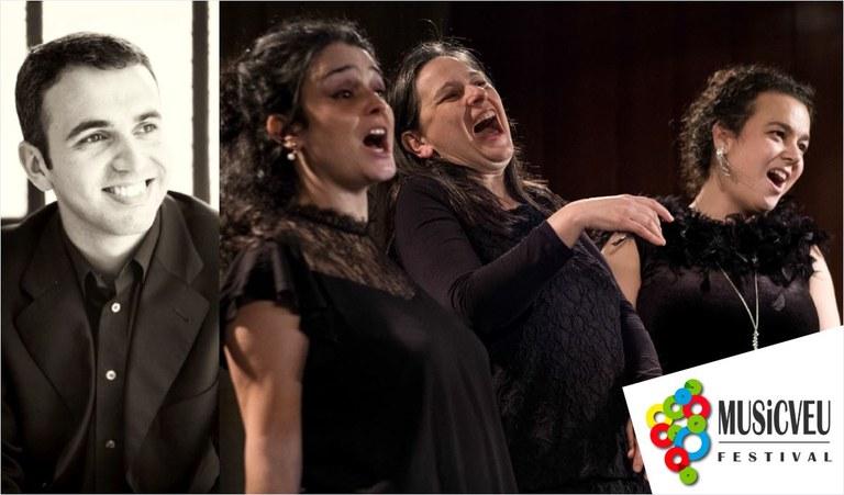 Una nit a l'Òpera!  - Companyia Tres Dames