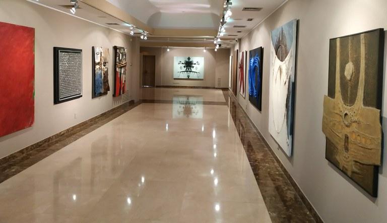 Exposició Artistes Contemporanis del Museu de Montserrat