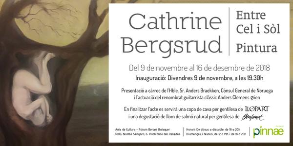 EXPOSICIÓ CATHRINE BERGSRUD