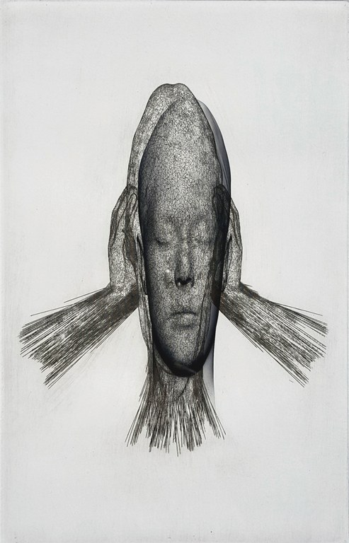 Jaume Plensa, Invisible Sanna,  2016