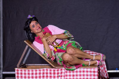 "Cicle Paraules al Claustres: Espectacle familiar  ""Miss Margherita"""