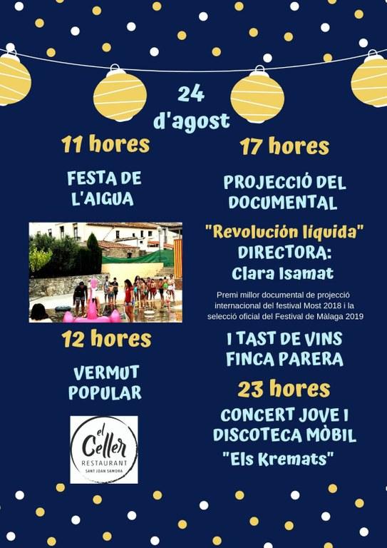 cartell dia 24  FM Sant Joan