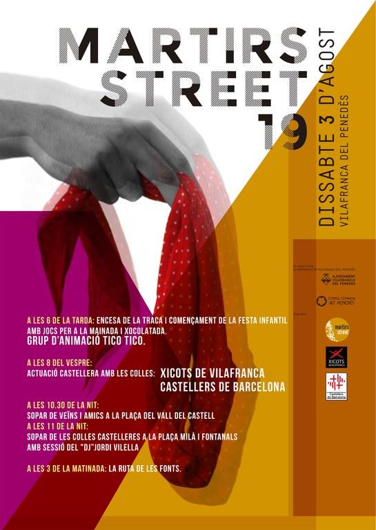 MARTIRS STREET 19