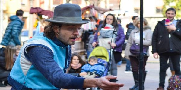 Festival EVA amb Jordi Font