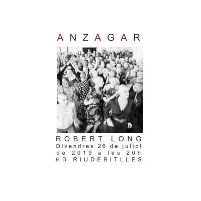 Lectura dramatitzada d'ANZAGAR  Una tragèdia d'un acte escrita per Robert Long
