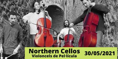 NORTHERN CELLOS Violoncels de Pel·lícula