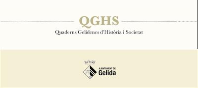 Quaderns Gelidencs d'Història i Societat