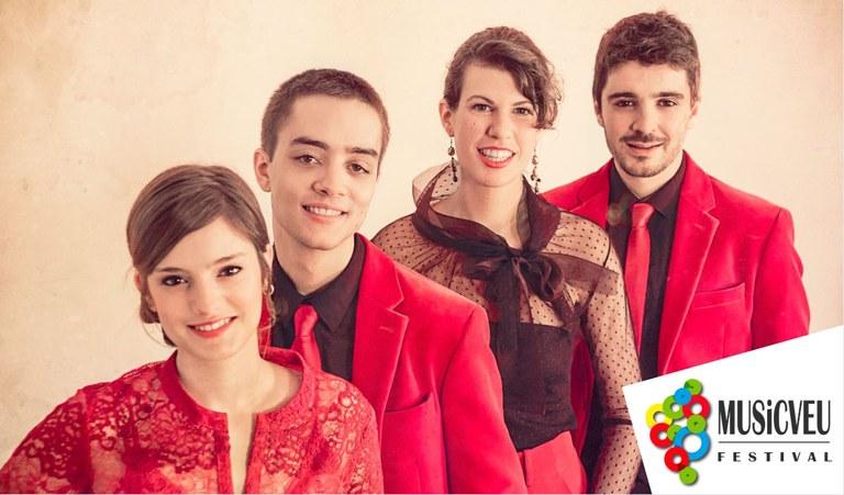 Quartet Mèlt - Nadal a casa