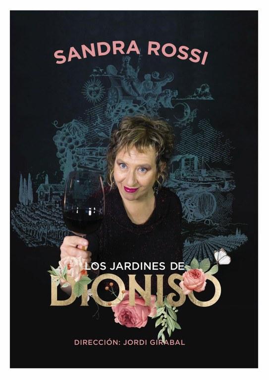 "SANDRA ROSSI ""Los jardines de Dionisio"""