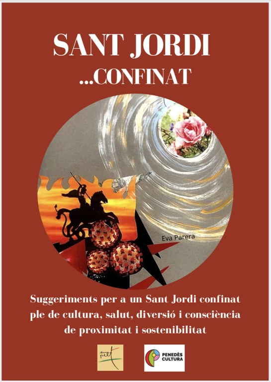 Sant Jordi Confinat