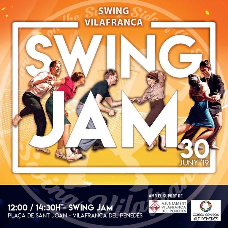 Swing Jam juny 2019