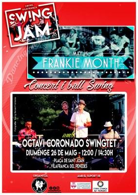 Swing Jam maig Swing Vilafranca