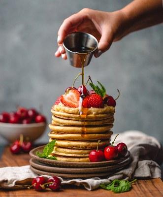 Taller d'alimentació saludable: Pancakes