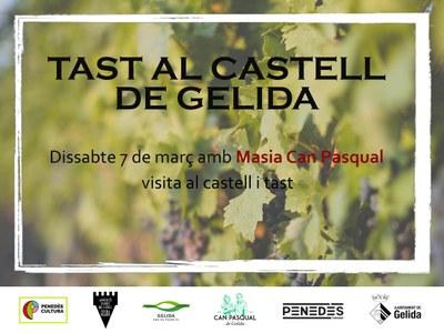 Tast al Castell de Gelida amb Masia Can Pasqual